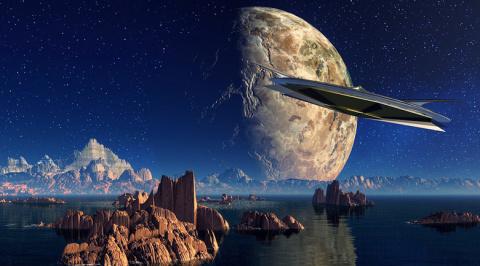 Охотники за НЛО: зачем милли…