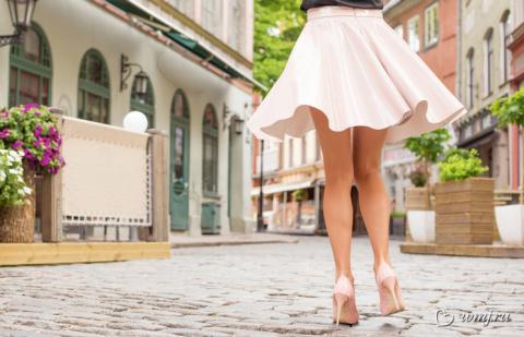 10 летних юбок из струящихся тканей