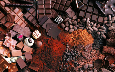 Шоколад «Домашний» без краси…