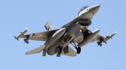 Оказывается пилот ВВС Турции…
