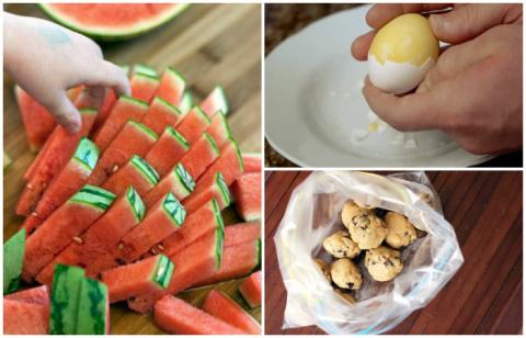 10 простых лайфхаков для кухни, которые действительно работают
