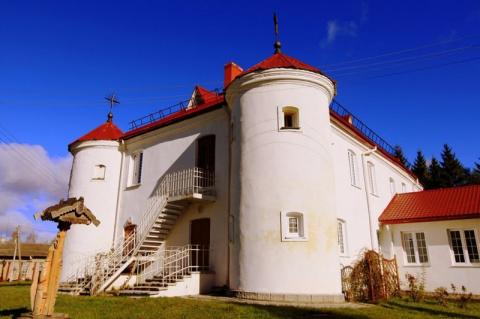 Необычные места Беларуси