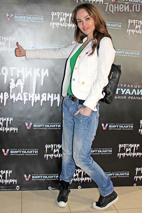 Эвелина Блёданс и Юлия Такши…