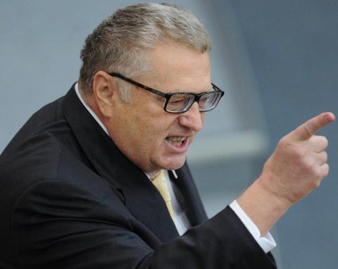 Жириновский жёстко «прошёлся…