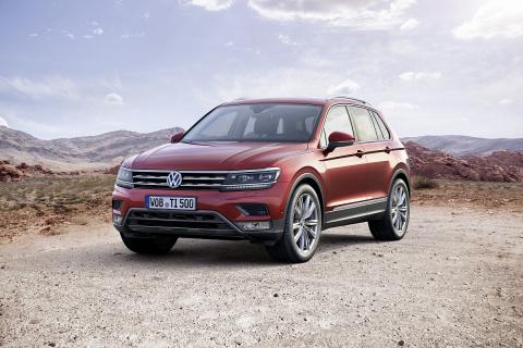 Volkswagen Tiguan стал лучши…
