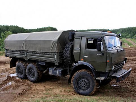 В подразделения МТО Западного военного округа поступила новая автомобильная техника