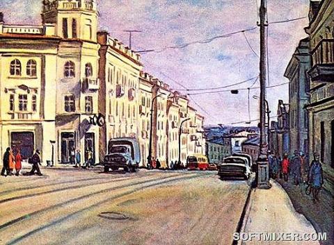 Смоленск 1970-х