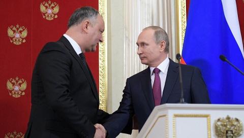 Обострение вМолдавии: Прору…
