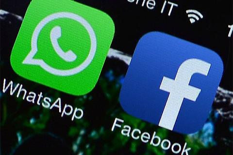 WhatsApp передаст Facebook номера телефонов своих пользователей