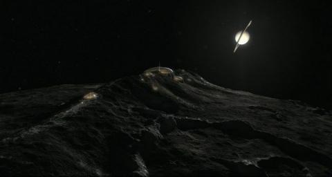 Япет: самая странная луна Со…