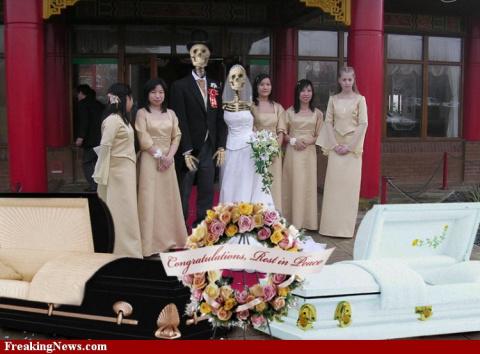 Свадьба мертвых