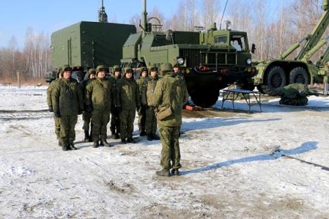 Перемещение российских военн…