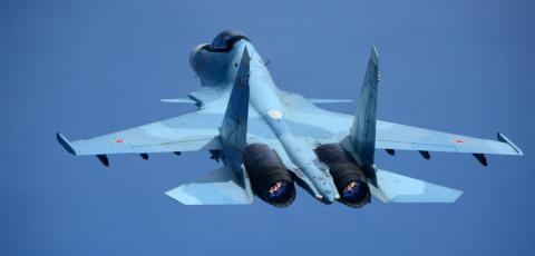 Авиакрыло ЧФ не советует «волчьим стаям» пытаться атаковать корабли под Андреевским флагом