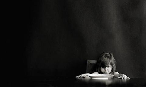 Насилие едой. Как не надо ко…