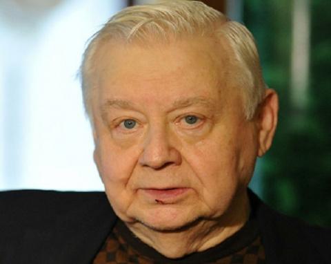 СКР озвучил сумму хищений у тяжелобольного Олега Табакова