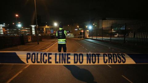 Британская полиция не делится с США информацией о теракте в Манчестере