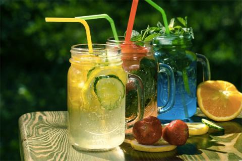 8 освжающих лимонадов собств…