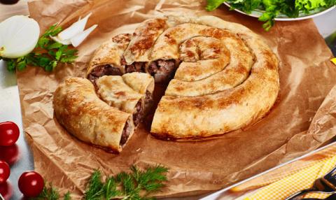 Кулинарное путешествие. Обед по-сербски