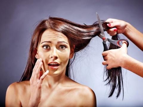 Обрезать волосы, значит поме…