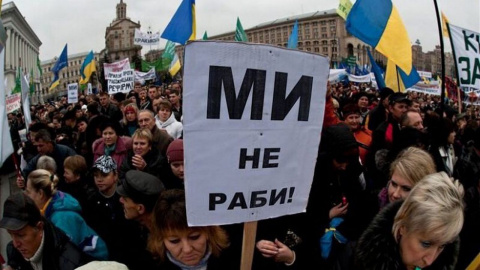 Додемократизировались. Василий Волга