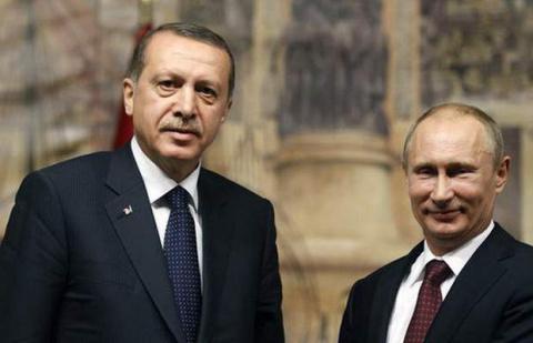 Песков рассказал о реакции Путина на заявление Эрдогана по Асаду