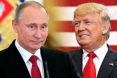 В руках у Путина появилась б…