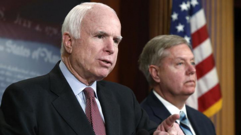 Американские сенаторы дерзко…