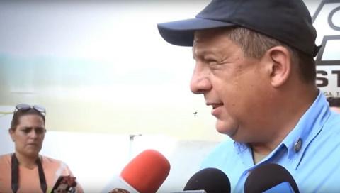 Президент Коста-Рики проглот…