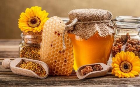 О пользе мёда
