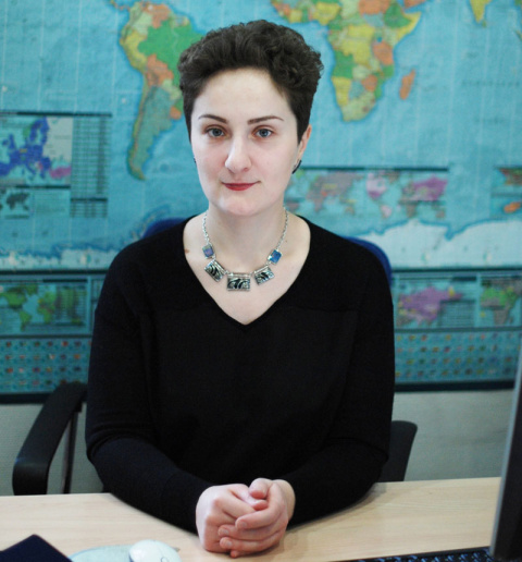 Вера Смирнова: Умение «ловит…