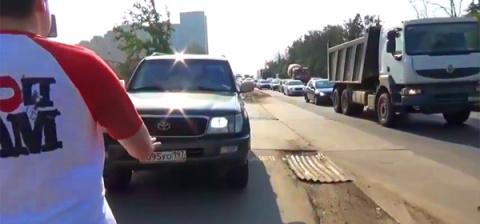 Штраф за выезд на пешеходную зону предложили увеличить до 50 тысяч рублей