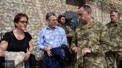 Представитель США по Украине…