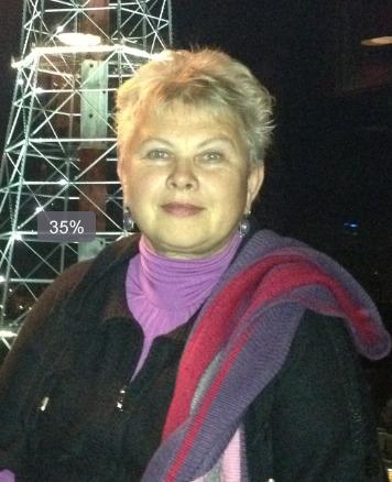 Светлана Слюсарева