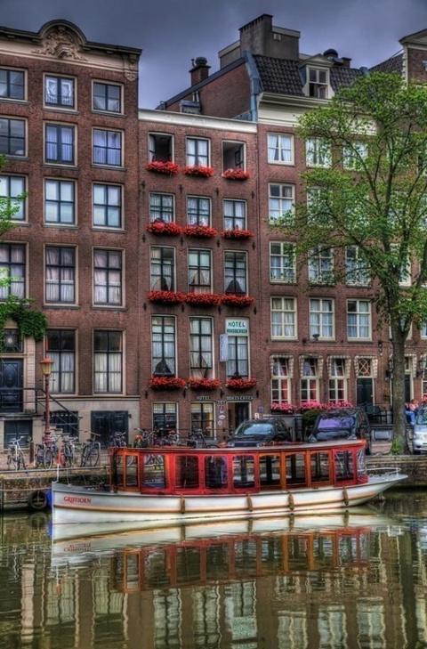 Амстердам - прекрасный город…