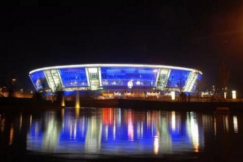 Огни «Донбасс Арены» как символ непредсказуемости войны