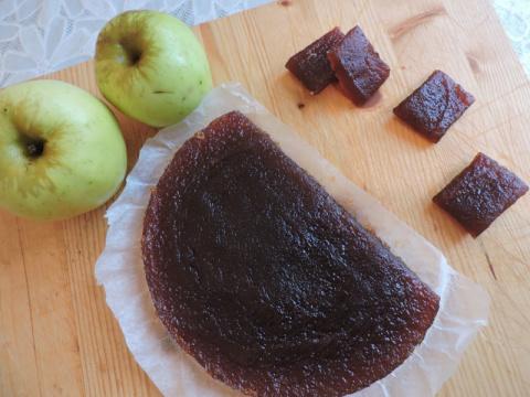 ЯБЛОЧНЫЙ МАРМЕЛАД В МУЛЬТИВАРКЕ - Для тех кто борется с урожаем яблок.