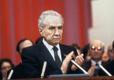 Неужто премьер-министр СССР …