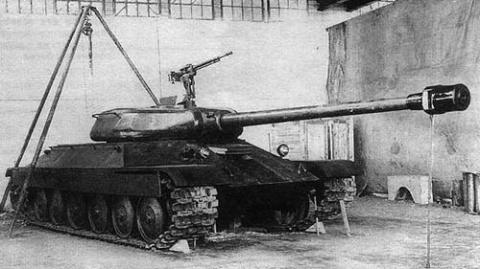 Тяжелый танк ИС-6. История