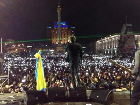Украинский журналист случайн…