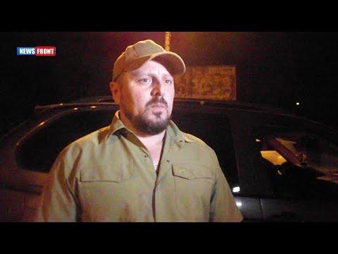 Министр МВД ЛНР о подрыве памятника в центре Луганска
