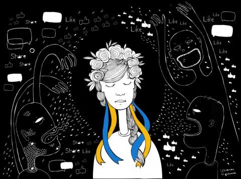 Размен по-украински: иллюзия благополучия вместо осознания реальности