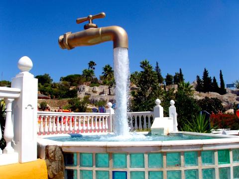 15 самых необычных фонтанов мира