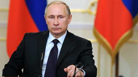 Путин: Объем российского вое…