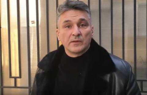 Украинские неонацисты начали травлю офицера «Беркута», пославшего «правосеков» в Одессе