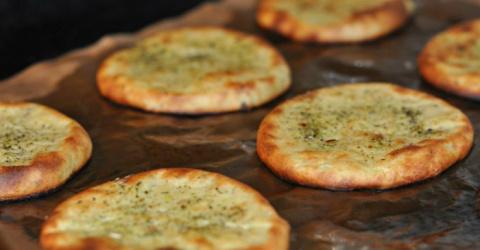 Бездрожжевые картофельные ле…