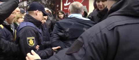 На Западной Украине полиция …