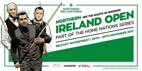 Northern Ireland Open 2017. …