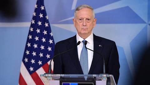 НАТО не представляет угрозы для России, — Мэттис