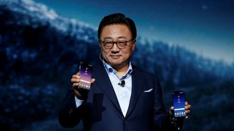 Samsung показала новые флагманы - Galaxy S8 и S8+