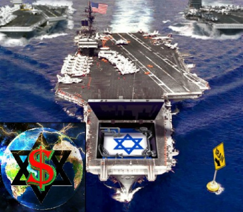 Великий Сатана на Ближнем Востоке